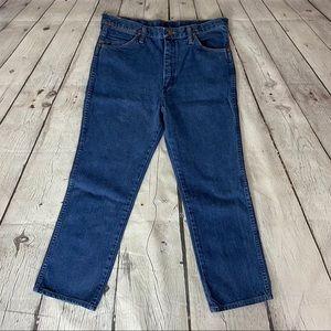 Wrangler Jeans Plus Size 34 NWT
